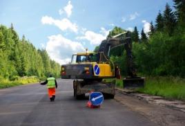Из-за халатности дорожного рабочего несколько деревень в Жиздринском районе остались без газа