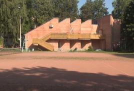 Теннисные корты, расположенные в старой части Обнинска, станут муниципальными