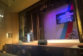8 февраля депутат Госдумы Геннадий Скляр принял участие в праздновании дня Российской науки в Обнинске.