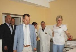 Ведущие онкологи столицы посетили калужский онкодиспансер в рамках Дней Москвы в Калужской области